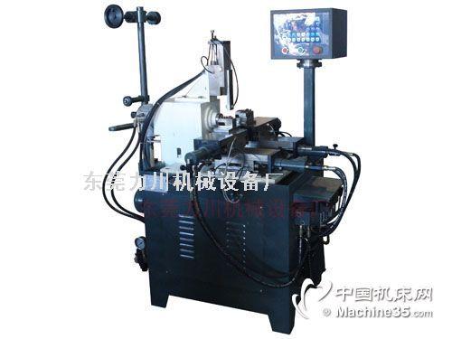 东莞长棒料类加工型液压全自动车床图片