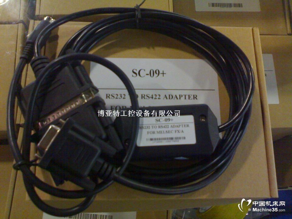 三菱PLC编程数据线SC 09