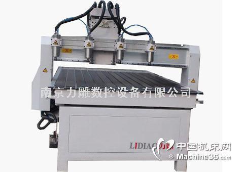 四头木工雕刻机图片-机床图库-中国机床网