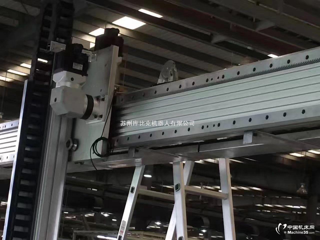 桁架上下料机械手专用铝型材-拆垛码垛机器人