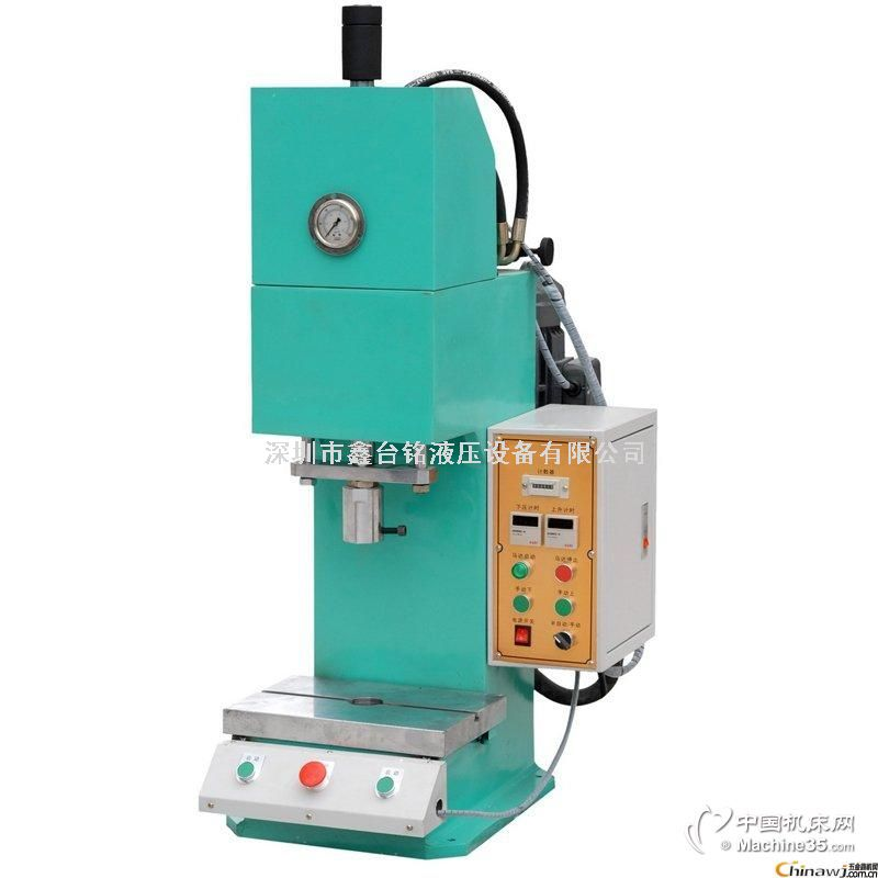 xtm-101小型气压机,xtm-101气压压接机图片-机床图库图片