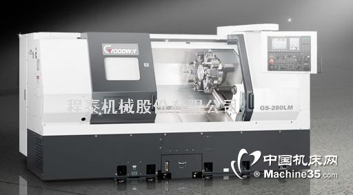 台湾程泰数控车床GS-200