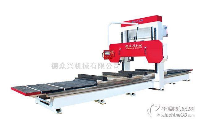 江西全自动卧式台面可移动龙门锯机