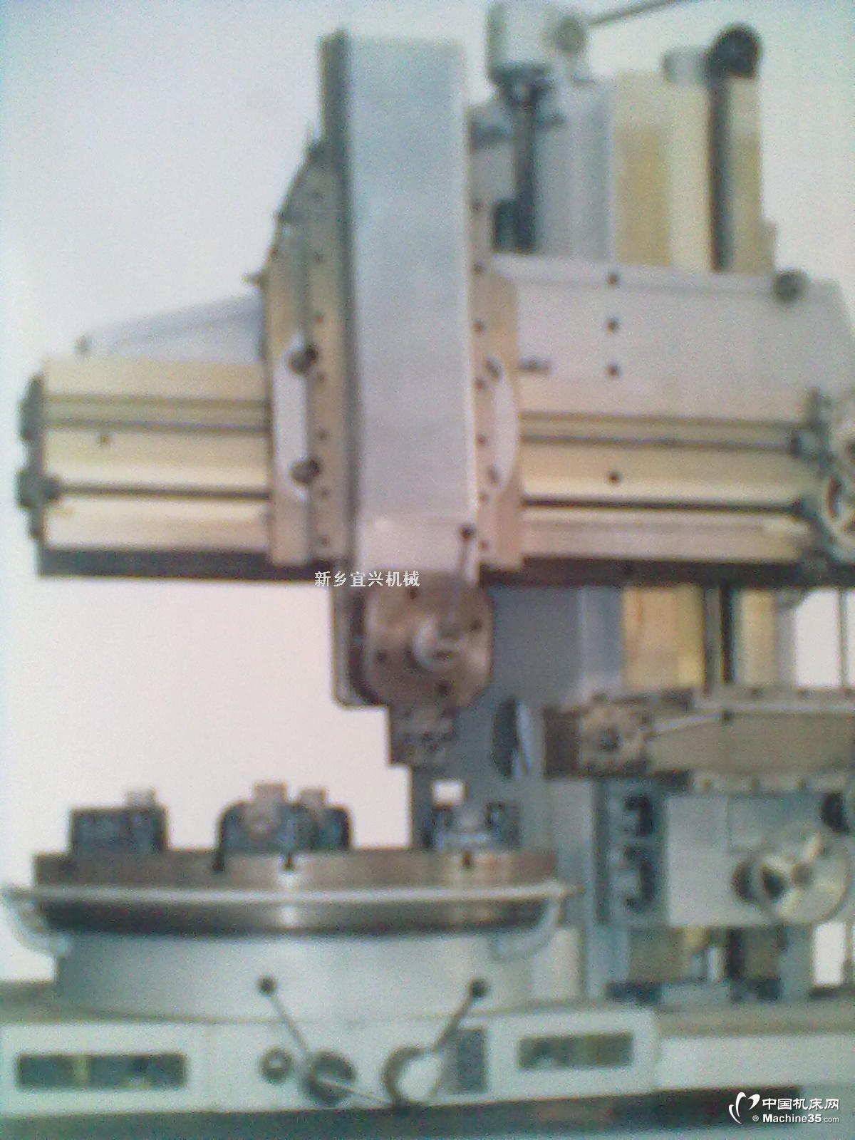 机床产品 金属切削机床 车床 立式车床 > 正文  型号:c5525立车 数量