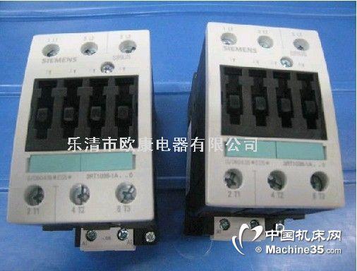 而四极接触器则适用于配电系统带中性线切换