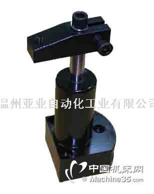 操作者就转角缸是一种用气压或液压驱动的夹具图片