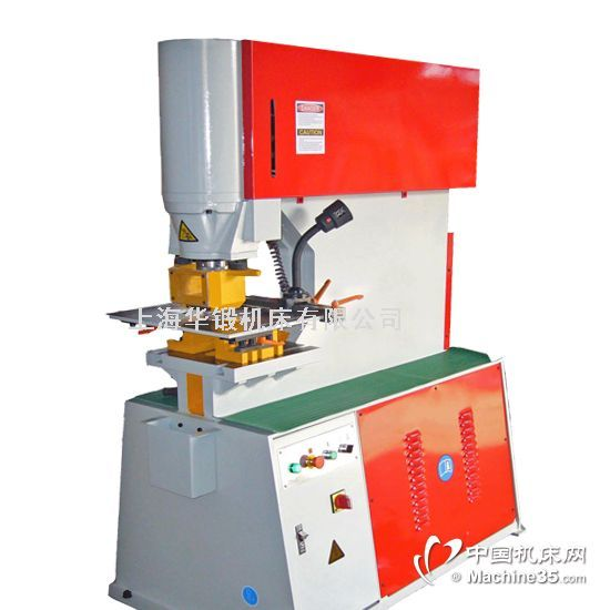 上海华锻60-500吨液压冲床/冲孔机图片-液压冲床相册-图片