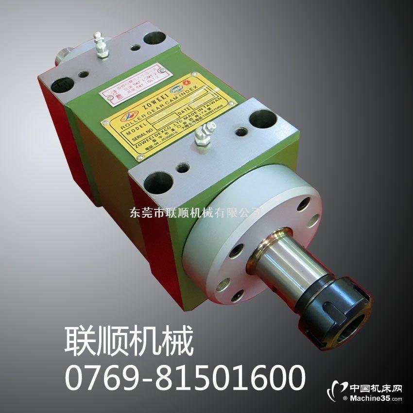 厂家批发台湾仲为SR60气动搪铣钻孔攻牙精密主轴头动