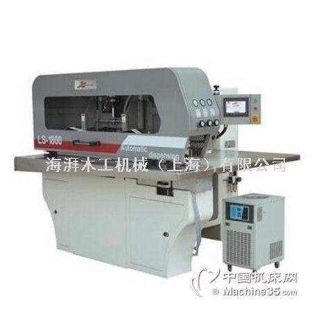 上海海湃木皮无线自动拼缝机优点