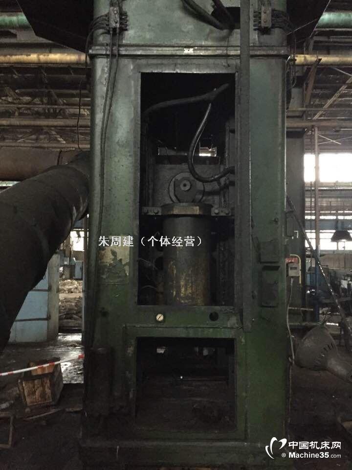 二手俄罗斯产400吨闭式单点压找�e力机,KA9536