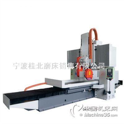 GM-C2010 桂北程控龙门平面磨床