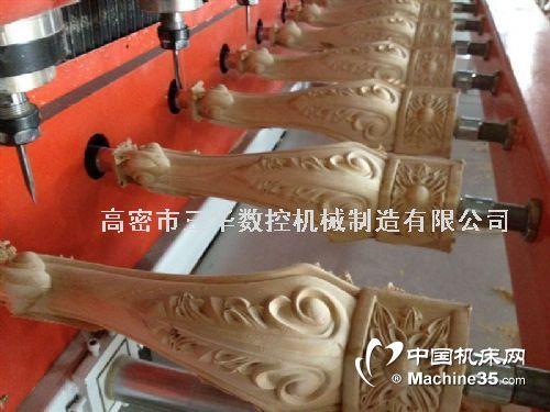 數控雕刻機 平面雕 圓雕 立體雕刻機 木工雕刻 廠家直銷支持