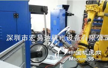 柯马抛光打磨机器人设备|COMAU抛光打磨机器人工作站