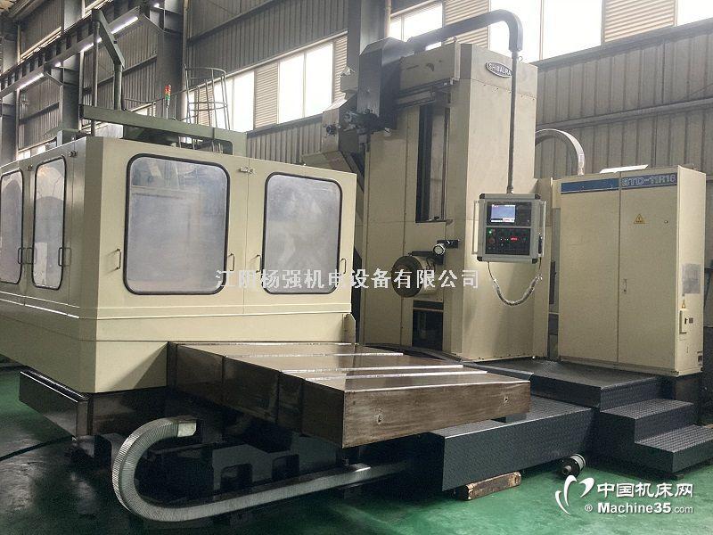 厂家出售日本三菱重工数控落地铣镗床MAF210/150A