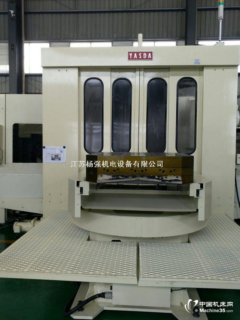 特價出售現貨安田亞斯達YBM-800N臥式加工中心1臺
