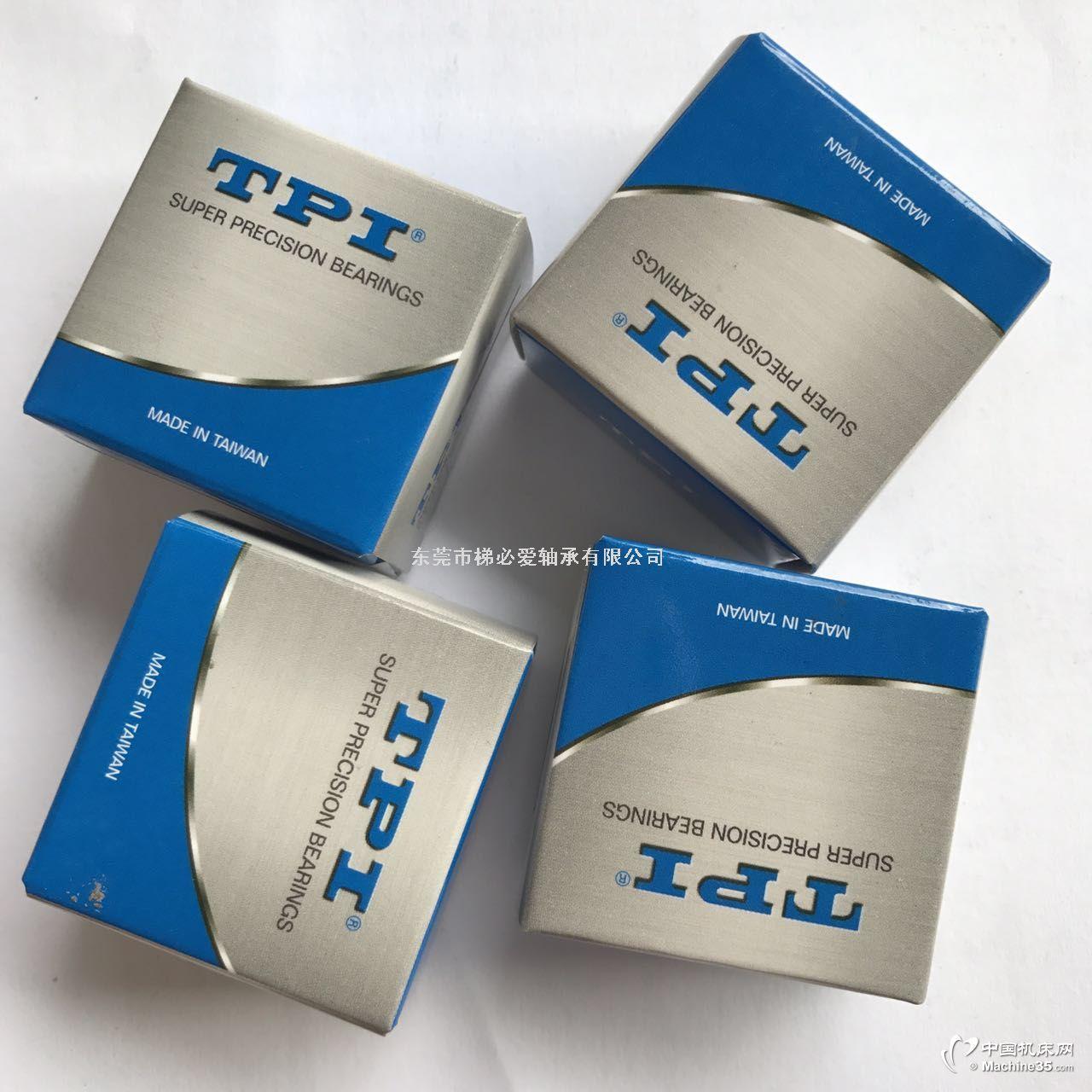 台湾TPI品牌 原装进口轴承 东莞旗舰店6002ZZ轴承