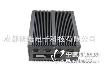 研皓ECC2606H 工控机 嵌入式无风扇工控机