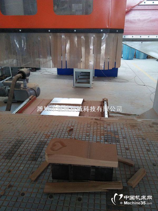 骏邦数控木工机械 三轴立卧加工中心 实木铣床直销
