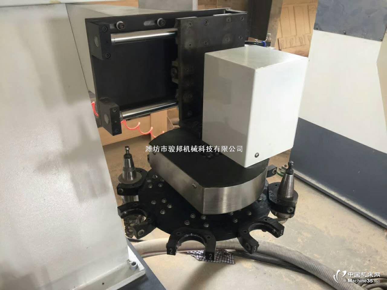骏邦数控木工机械 三轴cnc加工中心 多功能铣床直销