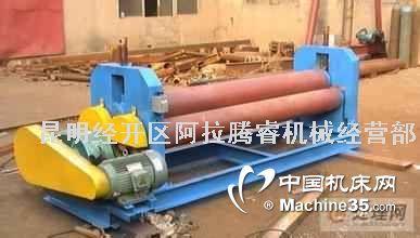 云南昆明6×2000简易型卷板机价格