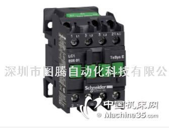 施耐德LC1-E0601M5N交流接触器