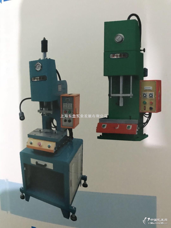 台式液压机 单柱小型桌上油压机图片