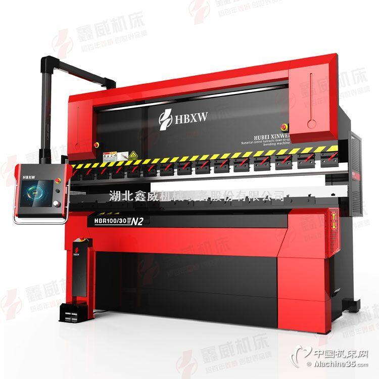 HDP S2 电液伺服板料折弯机