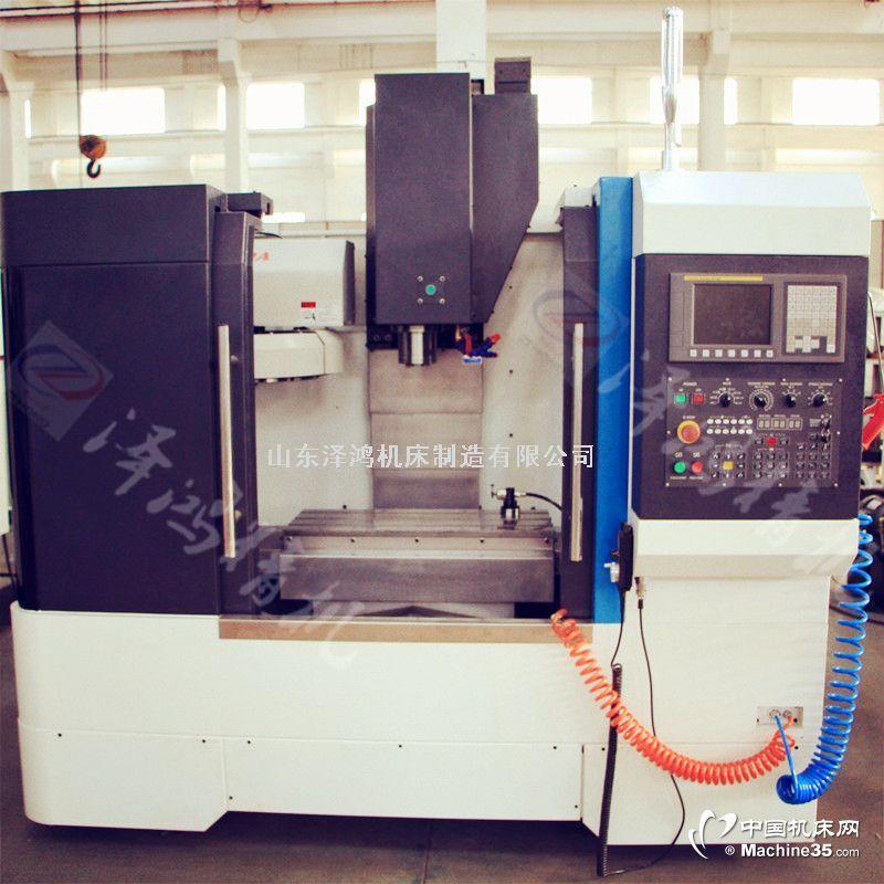 小型产品加工利器高精度VMC430cnc立式数控线轨加工中心