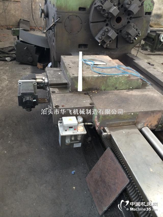 cw61180机床维修中