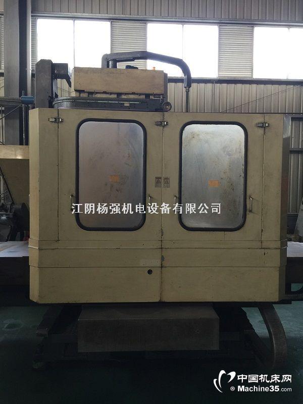 日本仓敷数控镗铣床KBT-1105DX 电气系统一改造