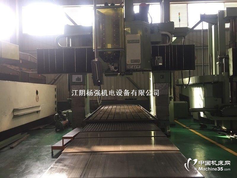江阴杨强特价龙门加工中心PM202S