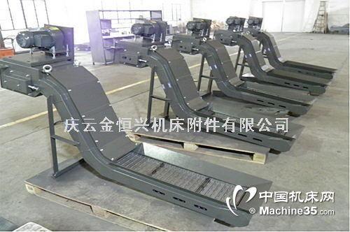 日本森精機機床鏈板式排屑機