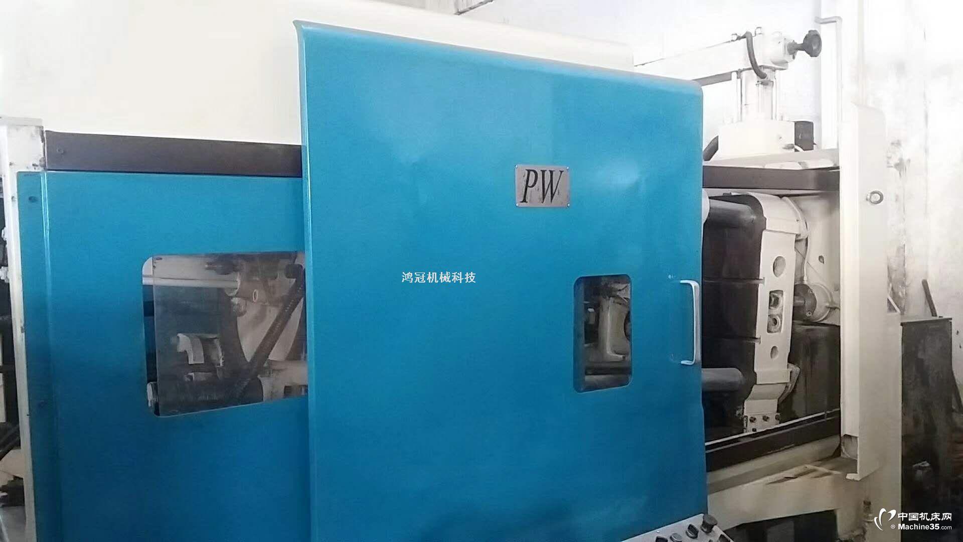 二手力劲88T锌合金热室压铸机