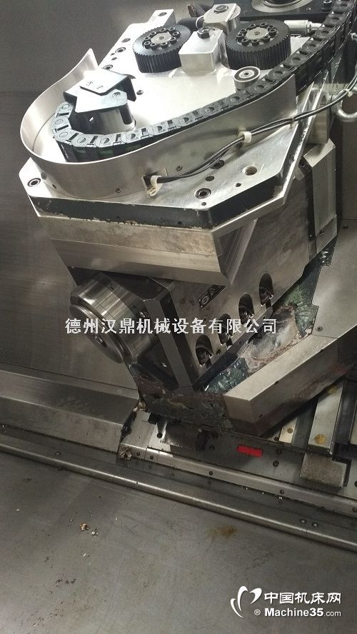 金属切削机床维修服务