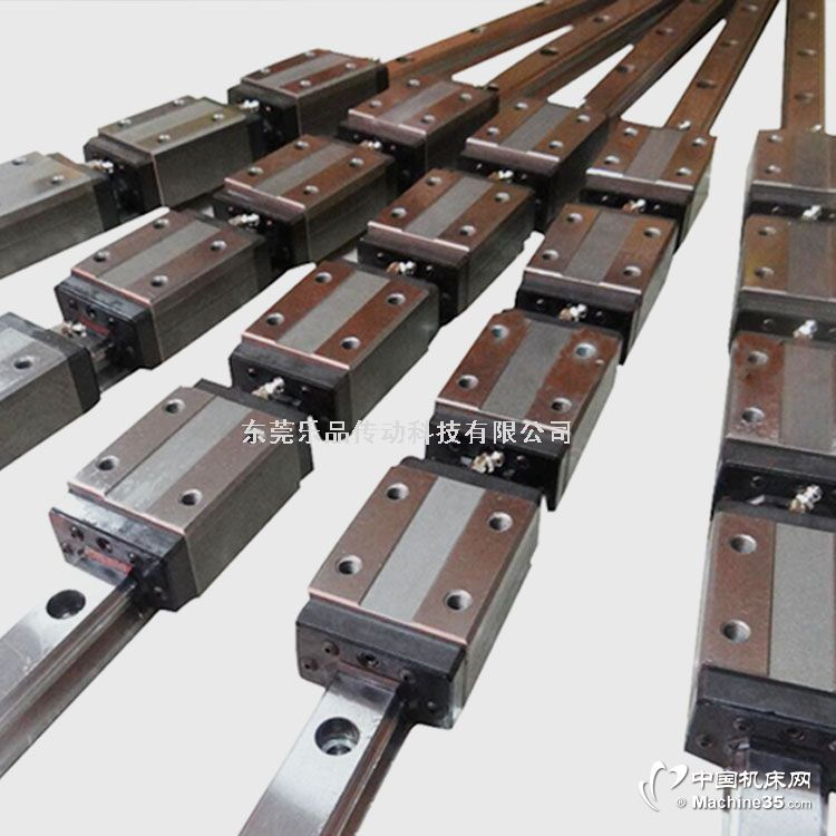 台湾线性导轨HGW25CA 直线导轨滑块 乐品LAPPING