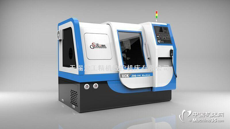 自动下料,SG200数控车床常州斜床身数控车床厂家直销