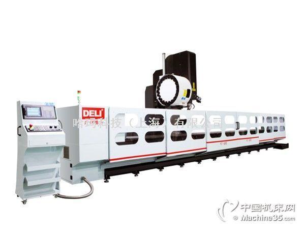 HCZ系列三轴数控型材加工中央