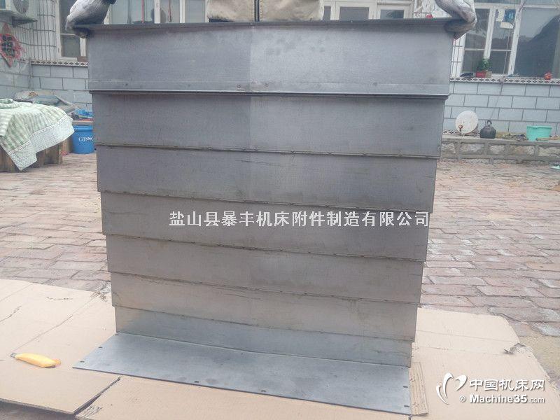 实体厂家自产自销鼎泰DTX850加工中心钢板防护罩一手价格