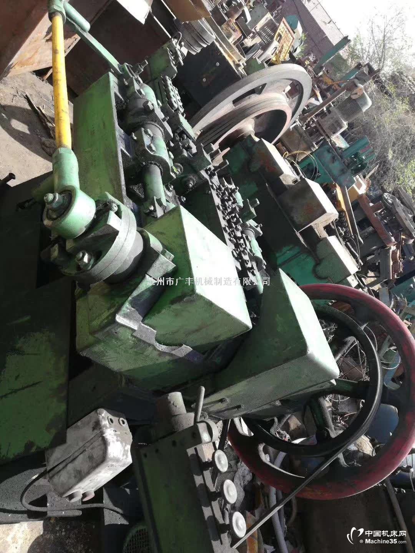 二手台湾制钉机,倒立式拉丝机,水箱拉丝机,象鼻600精抽