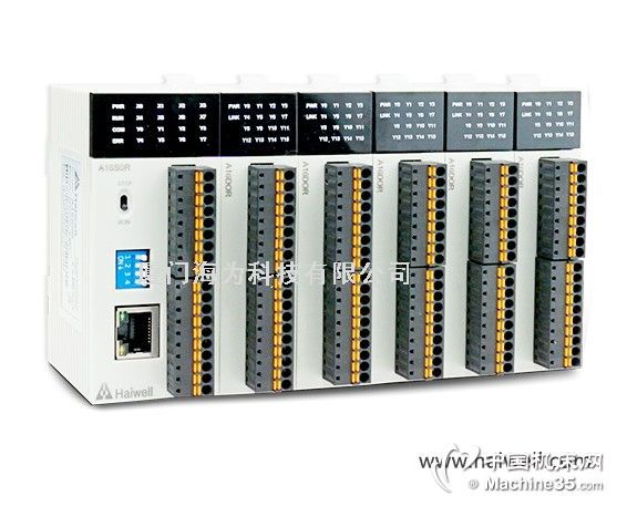 Haiwell海為卡片型PLC擴展模塊