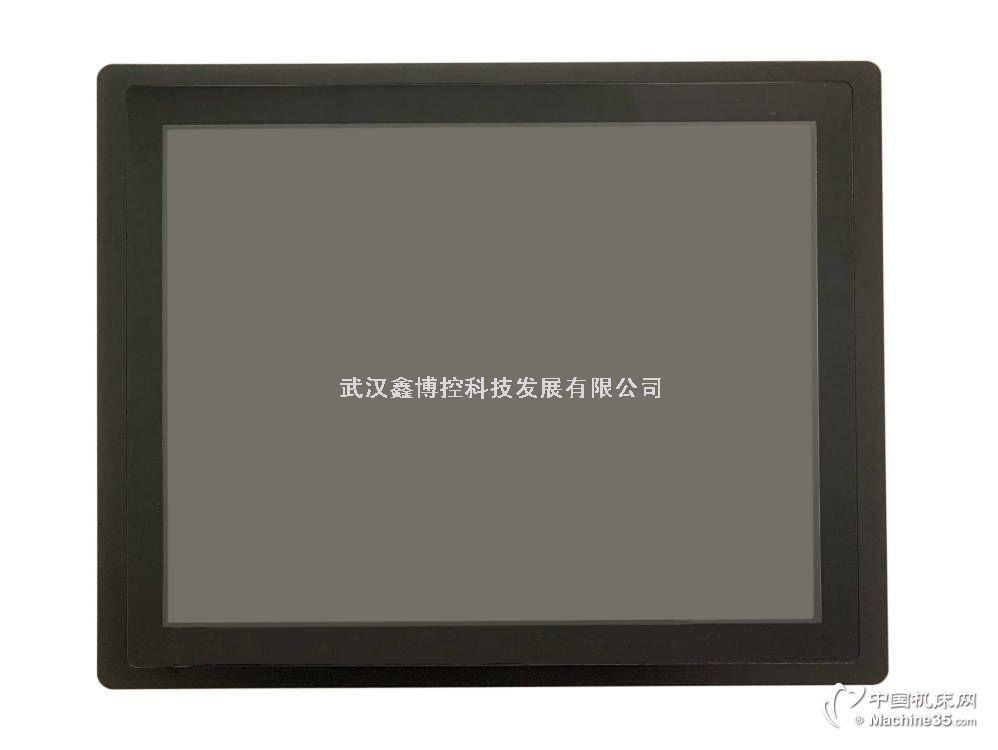 12寸工业触摸一体机平板电脑嵌入壁挂