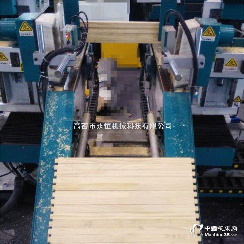 木工数控开榫机,全自动数控双端铣,木工双端开榫机,榫头机床
