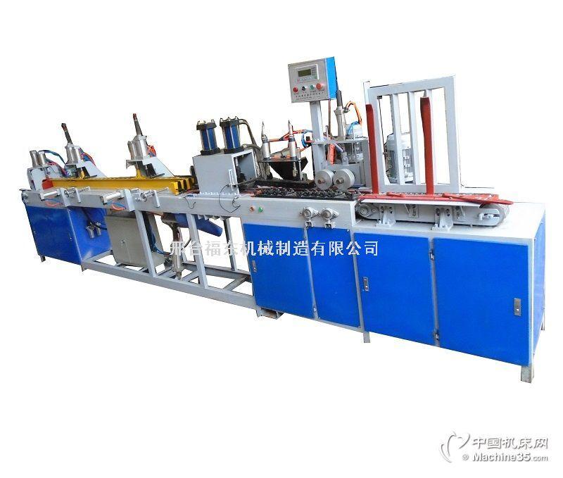 全自動接木機梳齒機工地方木接長機