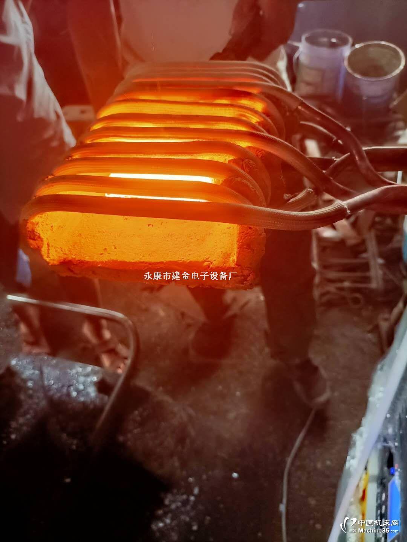 感应加热设备淬火退火熔炼焊接热锻