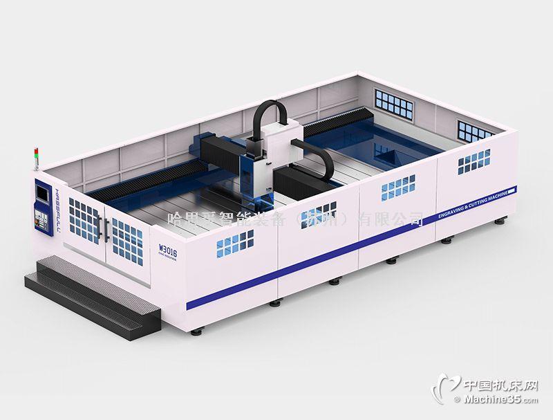 哈思孚HASSFULL-W3016大幅面龙门加工中心