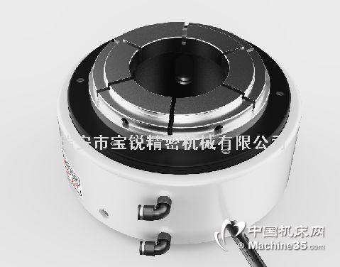 台湾朝铨JA7-40/JH7-40气压油压液压快速回转夹头