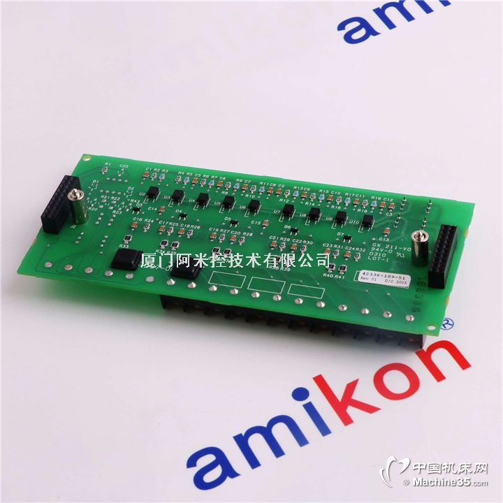 Triconex 3721 可控硅触发板