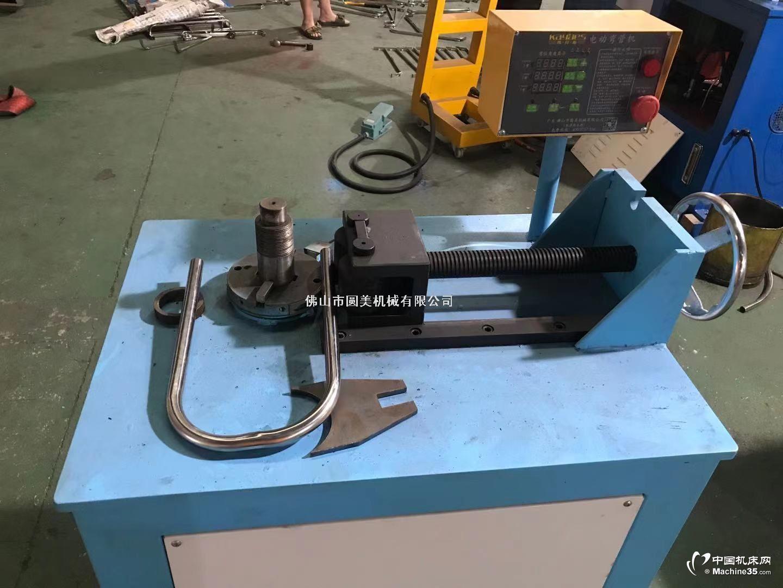 管材折彎機KP25型電動平臺彎管機